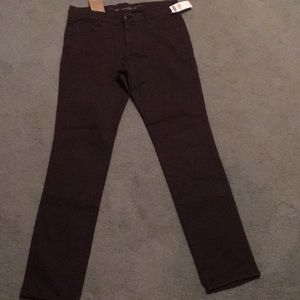 NWT Old Navy Brown sweetheart skinny size 6